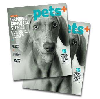 Cover collage PETS+ subscription
